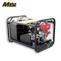 【德国马哈Maha】工业级汽油引擎驱动冷热水高压清洗机MH20/15DE